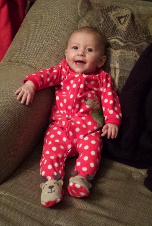 Elise's 1st Christmas