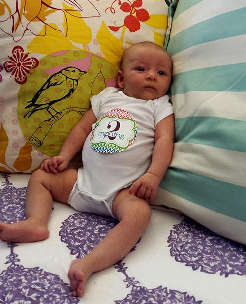 Elise 2 Months