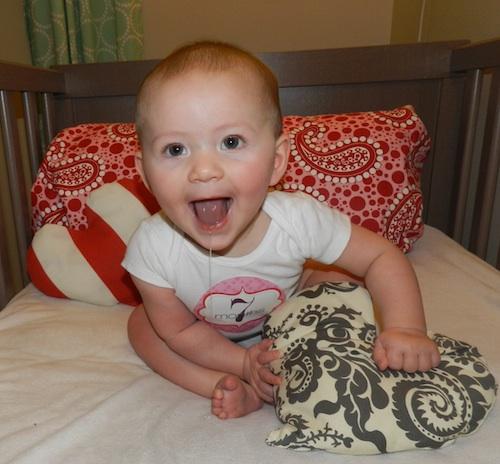Elise 7 months