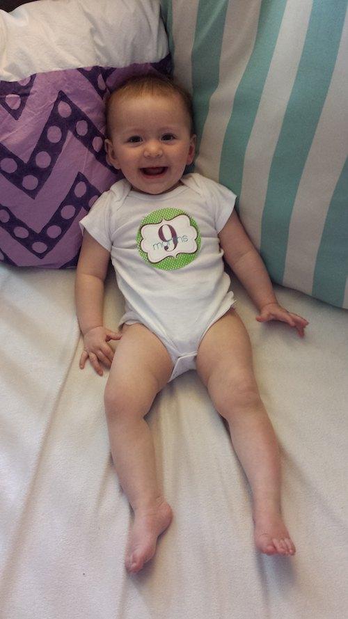 Elise 9 months