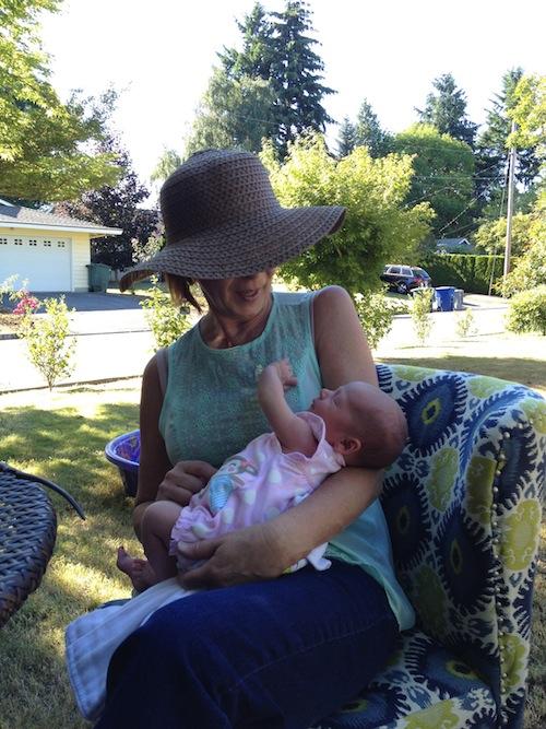 Elise and Nana