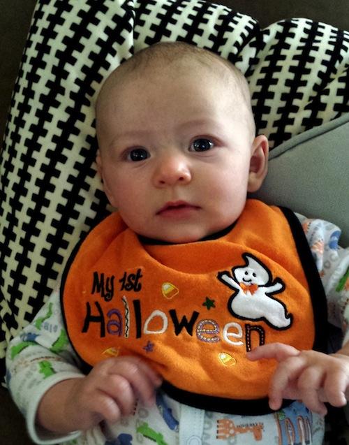 Elise's 1st Halloween