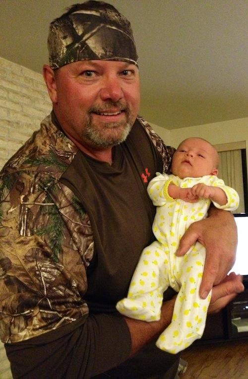 Elise and Grandpa
