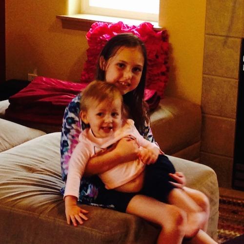 Madi and Elise