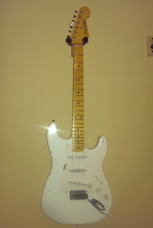 My new King Bee Strat