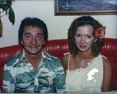 Mom and Dad in Vegas - July 9, 1979